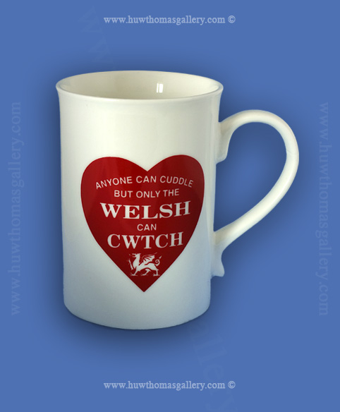 Welsh Cwtch Mug