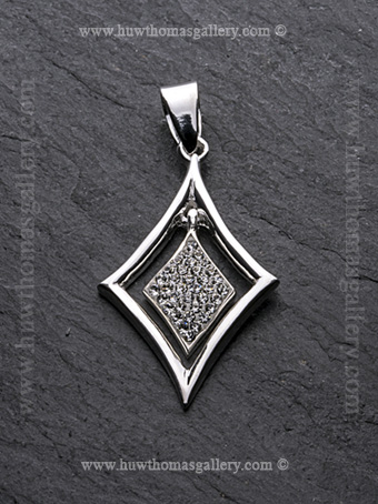 Silver Pendant / Necklace