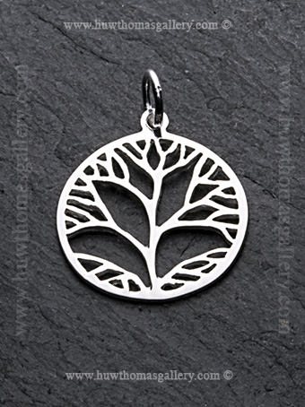 Silver Tree of Life Pendant / Necklace