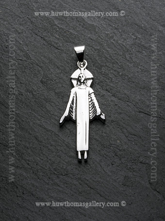 Silver Christ Pendent / Necklace