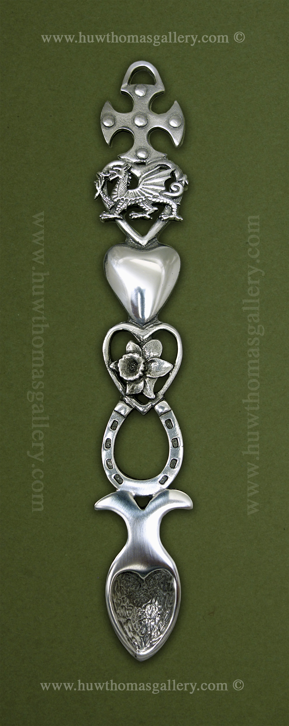 Pewter Lovespoons   Welsh Lovespoons   A great place for