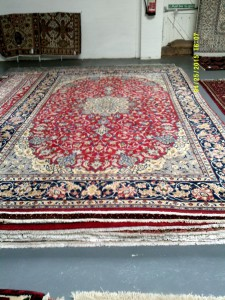 29775 Isfahan 390 x 250cms Reduced by 50%