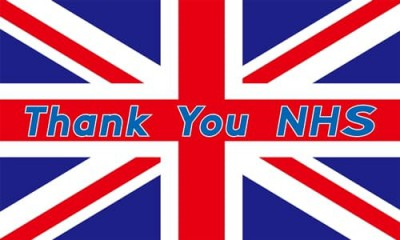 A Thank You NHS