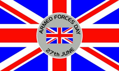 AFDD Armed Forces Day Dated June 27th