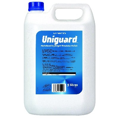 UNIGUARD METALISED POLISH 5L X2