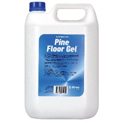 UNICO PINE FLOOR GEL 5L X2