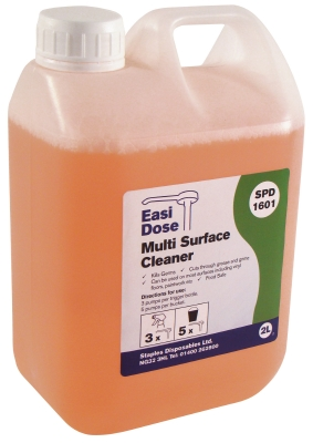 EASI DOSE MULTI SURFACE CLEANER