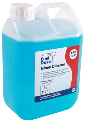 EASI DOSE GLASS CLEANER