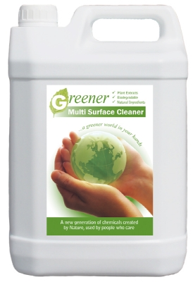 GREENER MULTI-SURFACE CLEANER