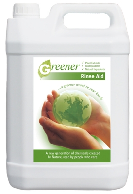 GREENER MACHINE RINSE AID