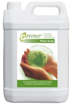 GREENER FLOOR SOAP