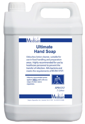 MEDISAN ULTIMATE HAND SOAP
