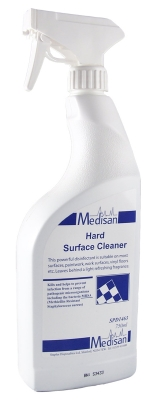 MEDISAN HARD SURFACE CLEANER