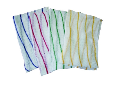 ANTIBACTERIAL COLOUR CODED CLEANING CLOTHS