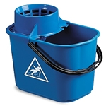 OPTIMA INDUSTRIAL HEAVY DUTY 12 LITRE MOP BUCKET X12