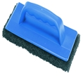 HAND HELD SCOURER APPLICATOR
