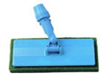 SWIVEL ACTION SCOURER APPLICATOR