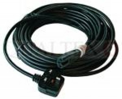 FLEX 15 METRE 1.5MM 3 CORE BLACK 13AMP