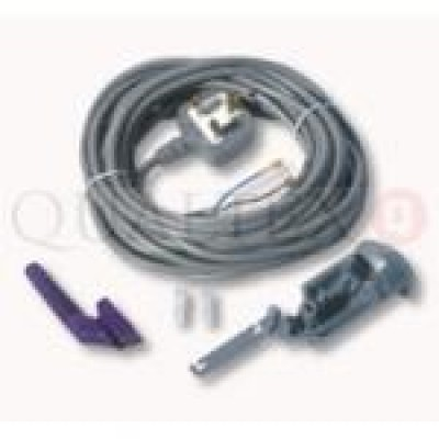 CABLE GREY FLEX SIL PLUG DC04