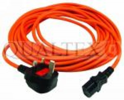 FLEX 12 METRE 1.0MM 2 CORE ORANGE