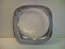 1969 Firebird RH headlamp bezel Inner