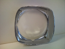 1969 Camaro headlamp bezel LH outer