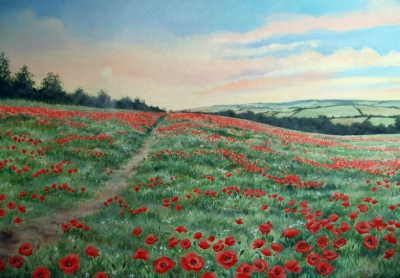 The Poppy Meadow