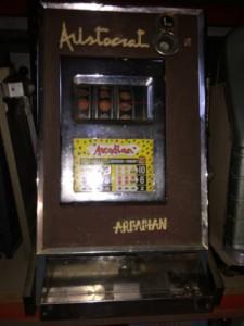 Aristocrat Arcadian Slot Machine