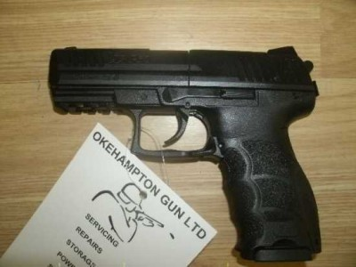 HECKLER & KOCH P30 177 NEW