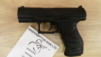 WALTHER PPQ 1.77 NEW