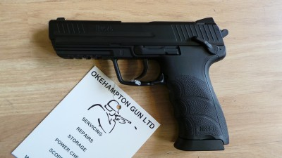 UMAREX HK45 177 BB NEW