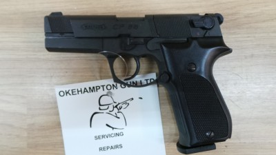 UMAREX WALTHER CP88 1.77 S/H