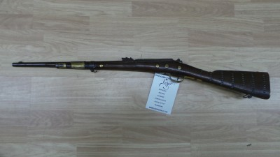 ST ETIENNE MLE 1866 74 BOLT ACTION