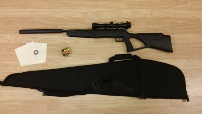 REMINGTON TYRANT TACTICAL PACKAGE .22