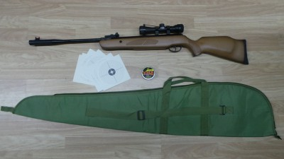 REMINGTON PEST CONTROLLER PACKAGE .22