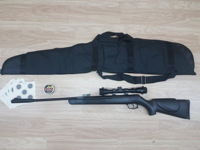 KRAL DEVIL PACKAGE DEAL NEW .22