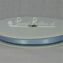LIGHT BLUE 7mm satin ribbon roll