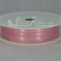 LIGHT PINK 7mm satin ribbon roll