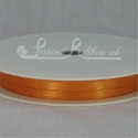 ORANGE 7mm ribbon roll