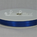ROYAL BLUE 7mm ribbon roll