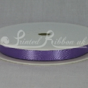 LIGHT PURPLE 10mm Double faced satin ribbon 20m roll
