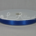 ROYAL BLUE 10mm Double faced satin ribbon 20m roll