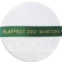 15mm green printed satin ribbon personalised green printed ribbon 25m roll
