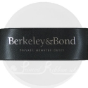 38mm BLACK printed ribbon Personalised printed satin ribbon custom message