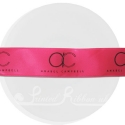 25mm wide custom printed personalised satin ribbon 20m roll
