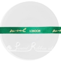 15mm bonsai green double faced satin ribbon 25m roll