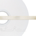 10mm cream printed ribbon double faced satin personalised ribbon 50m roll