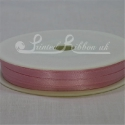 3mm light pink, baby pink plain satin ribbon by roll 50m