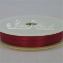 3mm red satin ribbon