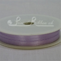 3mm lilac plain satin ribbon